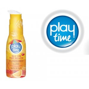 PLAY TIME Lubrikacni gel SEX ON THE BEACH  75ml