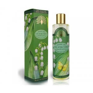 ENGLISH SOAP  LILY OF THE VALLEY Shower gel 300ml
