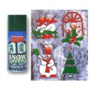 CHRISTMAS TRADITIONS Sníh spray 150ml Zelený