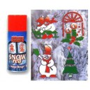 CHRISTMAS TRADITIONS Sníh spray 150ml Červený